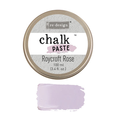 Redesign with Prima - Chalk Paste - Roycroft Rose