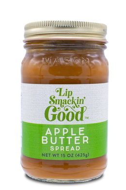 REDUCED SUGAR APPLE BUTTER SPREAD