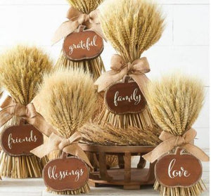 14 Inch Dried Wheat Bundle