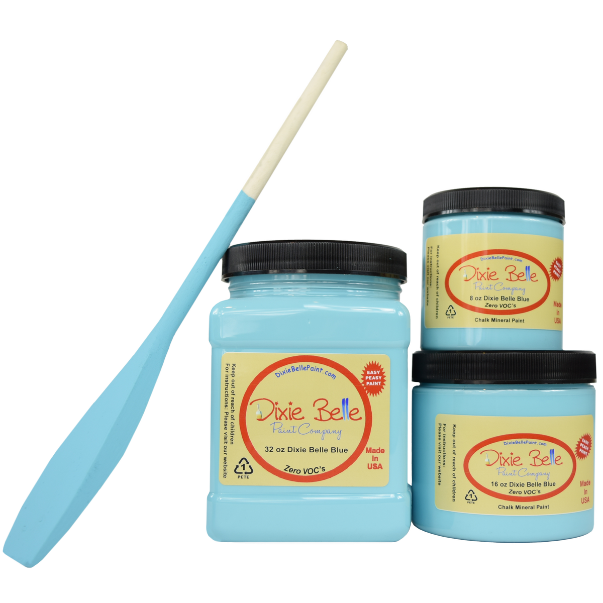 Dixie Belle Chalk Mineral Paint - DIXIE BELLE BLUE