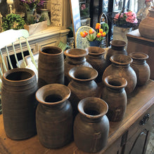 Load image into Gallery viewer, Vintage - Wooden Vases