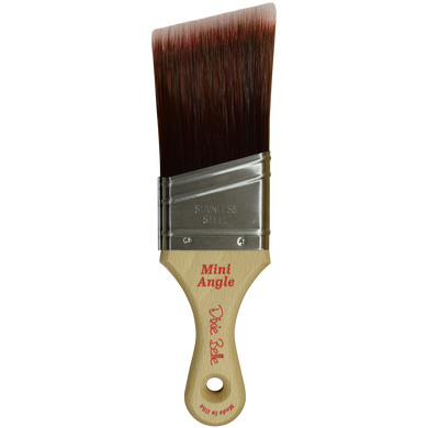 Dixie Belle - Mini Angle Synthetic Brush