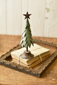 Everpine Tree w/ Star - 10""