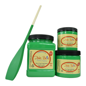 Dixie Belle Chalk Paint - TREE FROG GREEN