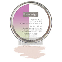 Load image into Gallery viewer, Redesign with Prima - Redesign Wax Paste - Milky Way Iridescent