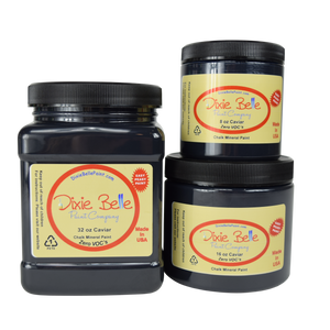 Dixie Belle Chalk Paint - CAVIAR