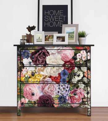 Redesign with Prima - Redesign Décor Transfers® - Wondrous Floral size 22