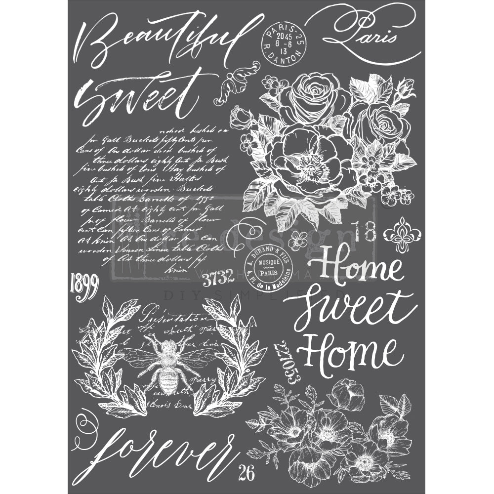 Redesign with Prima - Re.Design Decor Transfers - Beautiful Home