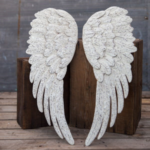 TIN ANGEL WINGS
