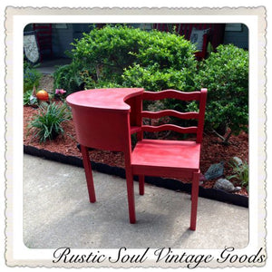 Dixie Belle Chalk Paint - HONKY TONK RED