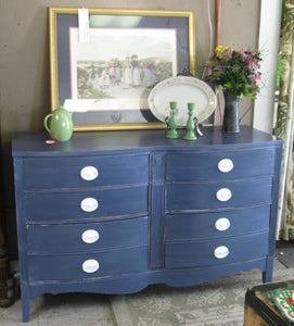 Dixie Belle Chalk Paint - YANKEE BLUE