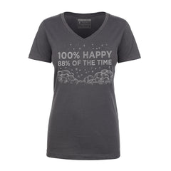 100% Happy - UnCabaret - Female tee