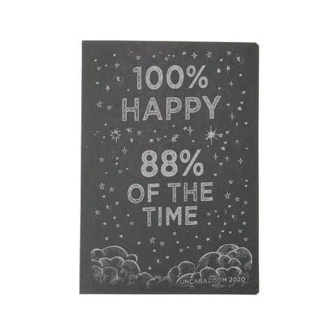 100% Happy - UnCabaret - Notebook