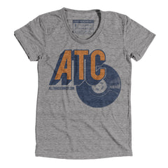 All Things Comedy Logo- Female Tee