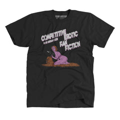 Competitive Erotic Fan Fiction- Unisex Logo Tee