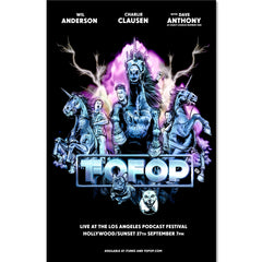 TOFOP Cool People-Poster