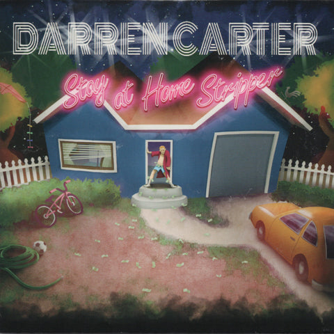 Darren Carter- Stay At Home Stripper CD
