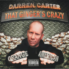 Darren Carter- That Ginger's Crazy CD