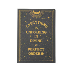Everything is Unfolding - Notebook
