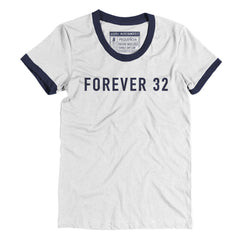 Allison Castillo- Forever 32- Female Tee