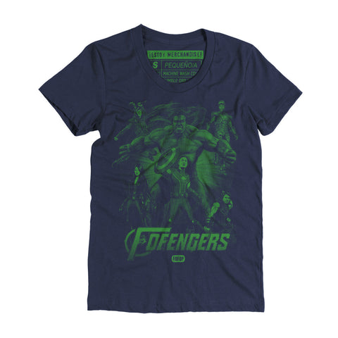 TOFOP Fofengers- Female Tee