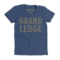 Grand Ledge 1997 - S/S Female tee - Newpenny