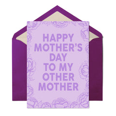 To My Other Mother - Mother's Day Card - UnCabaret