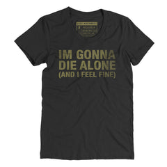 Jen Kirkman- I Feel Fine- Female Tee