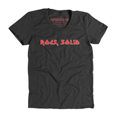 Rock Solid Maiden Tee - Female