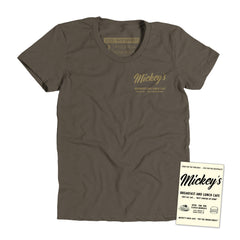 Mickey's Cafe - S/S Female tee - Newpenny