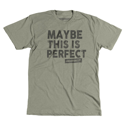 Maybe This Is Perfect - Unisex tee