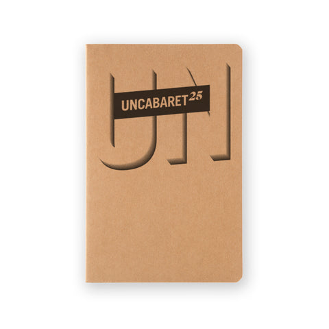 UnCabaret 25 - Notebook