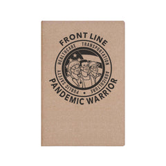 Pandemic Warrior - Notebook - Newpenny