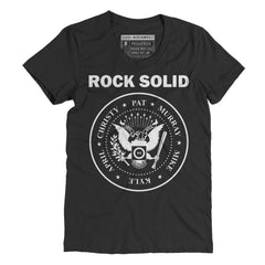 Rock Solid Punk Tee - Female