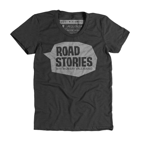 Road Stories Female tee