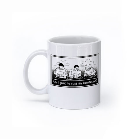 Sassy Stew Cartoon Mug