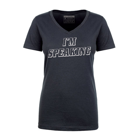 I'm Speaking- Kamala Harris - UnCabaret - Female tee
