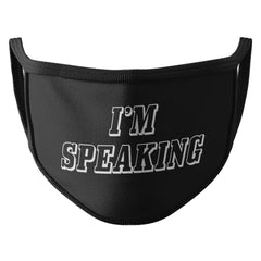 I'm Speaking - Kamala Harris - Face mask