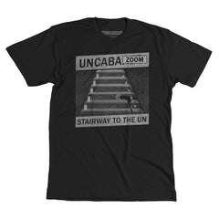 Stairway to the UN - UnCabaret ZOOM - Unisex Tee