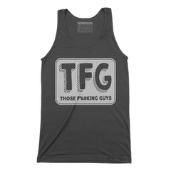 TFG Logo Unisex Tank Top - Those F%#king Guys