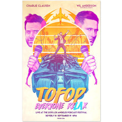 TOFOP relAx - Poster
