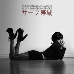 The Reigning Monarchs- Black Sweater Massacre CD (2013)