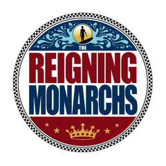 The Reigning Monarchs CD- Debut Album (2009)