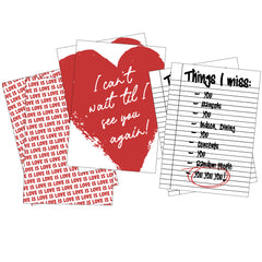 Send Some Love Postcards (6-pack) - UnCabaret