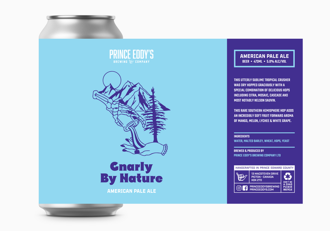 Gnarly By Nature | American Pale Ale