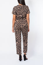 Load image into Gallery viewer, Kendall Cheetah Print Jumpsuit