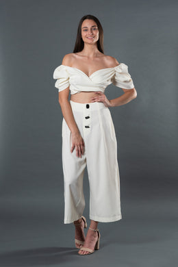 Valentina Two-Piece Pant Set