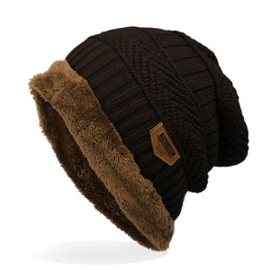 Unisex winter hat warm soft Beanie.