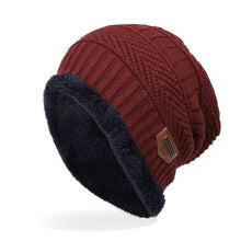 Load image into Gallery viewer, Unisex winter hat warm soft Beanie.