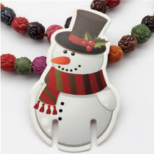 Load image into Gallery viewer, 10pcs / Santa Hat Navidad Christmas Household Cup Card Decorations For Family Table Place Card Party Supplies